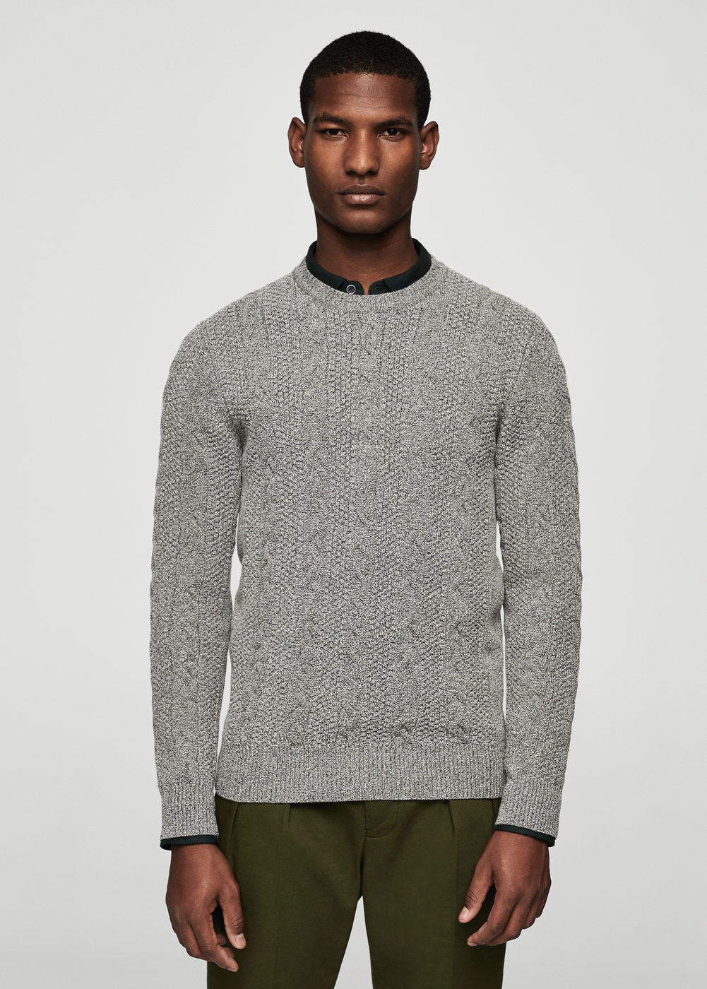 Mango, click image to go to sweater