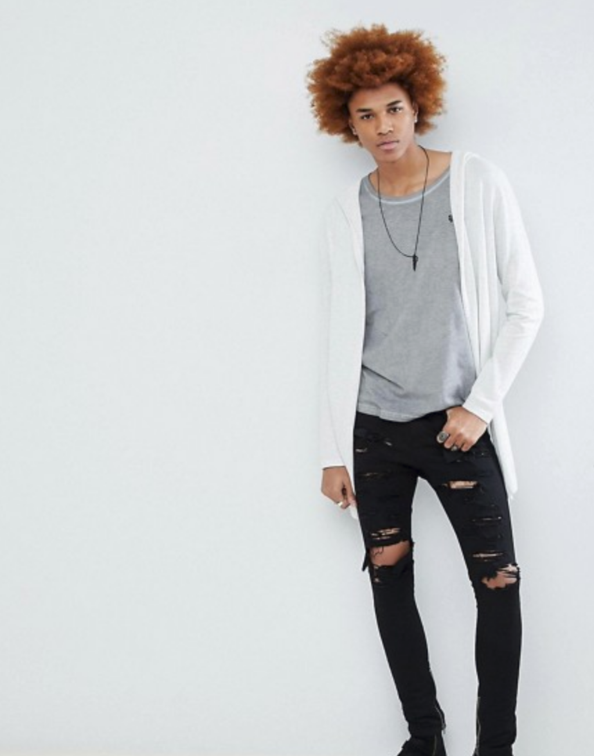 ASOS, click image to go to sweater