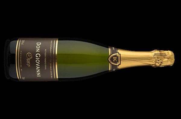 Vinícola Don Giovanni, em Pinto Bandeira (RS), segue práticas sustentáveis na produção dos seus espumantes  (crédito:  wine.com.br )
