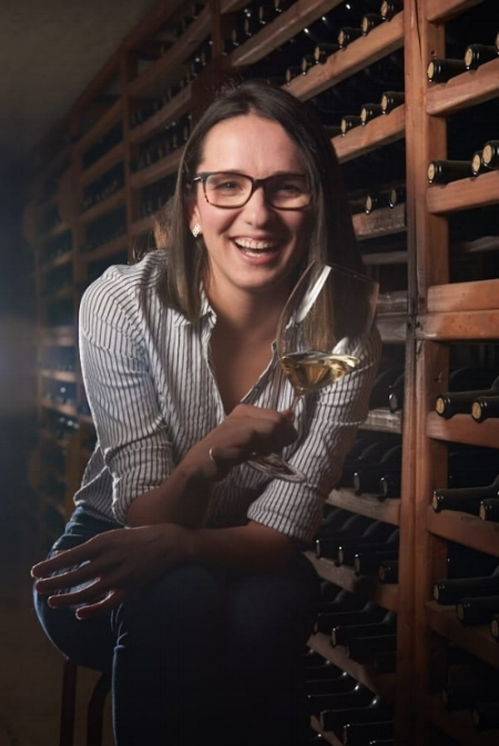 Jessica Marinzeck, fundadora da JM WInes e da escola do business do vinho BBM.