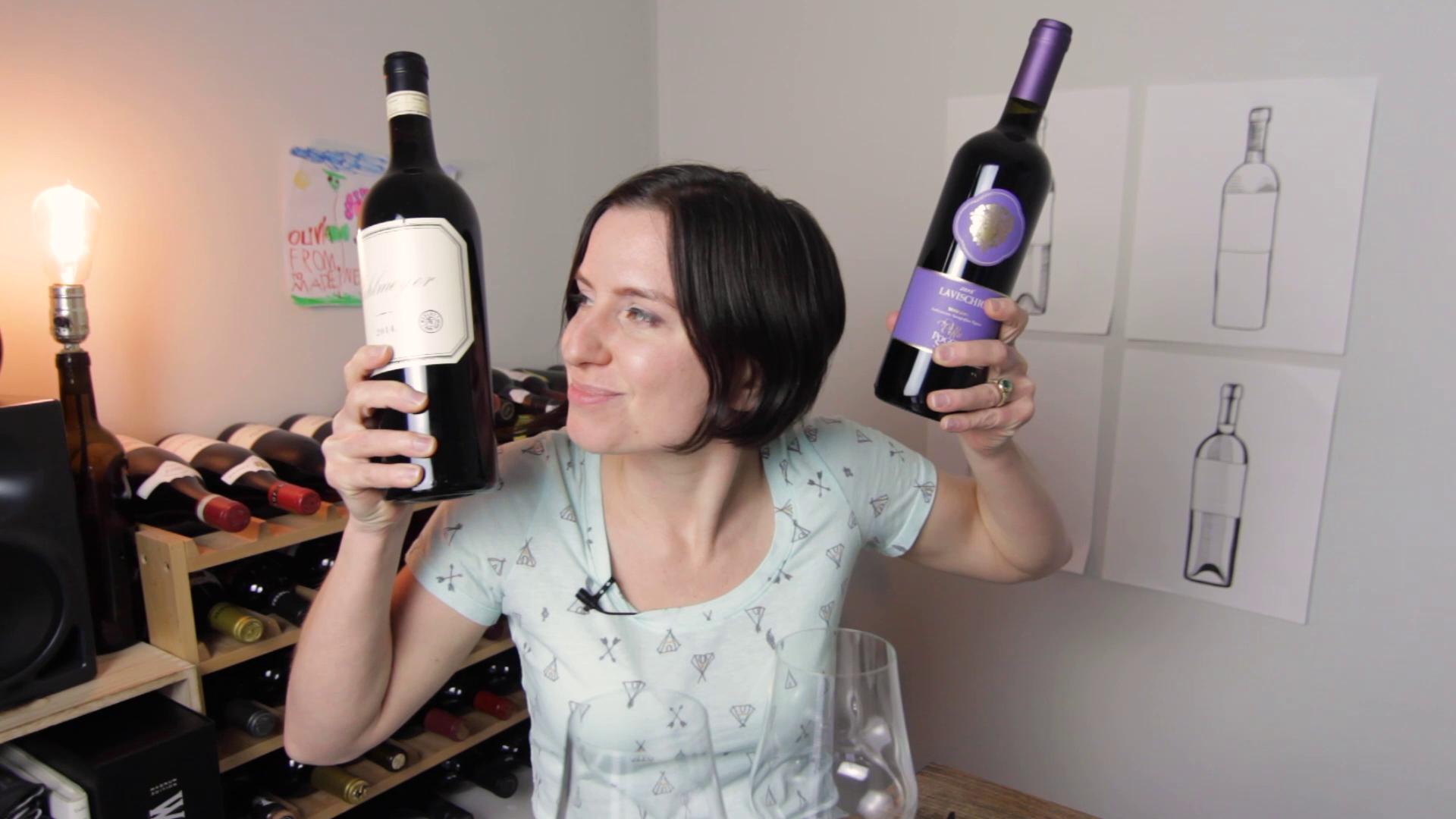 Comparar vinhos de diferentes regiões é uma das maneiras que Madeline utiliza para educar consumidores sobre como escolher seus rótulos preferidos (Crédito: Wine Folly).