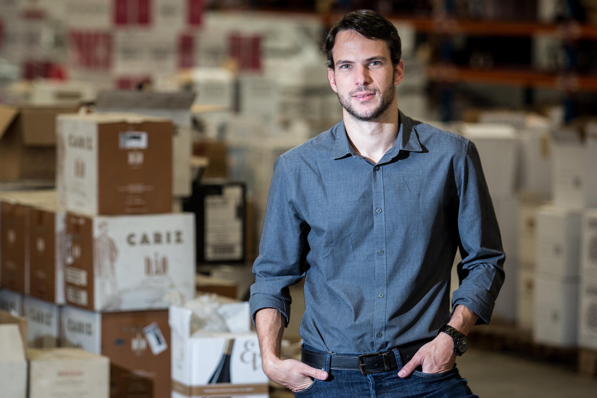 Ari Gorenstein é CEO da Evino