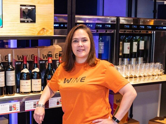 Laura Barros é Diretora de Marketing da Wine.com.br