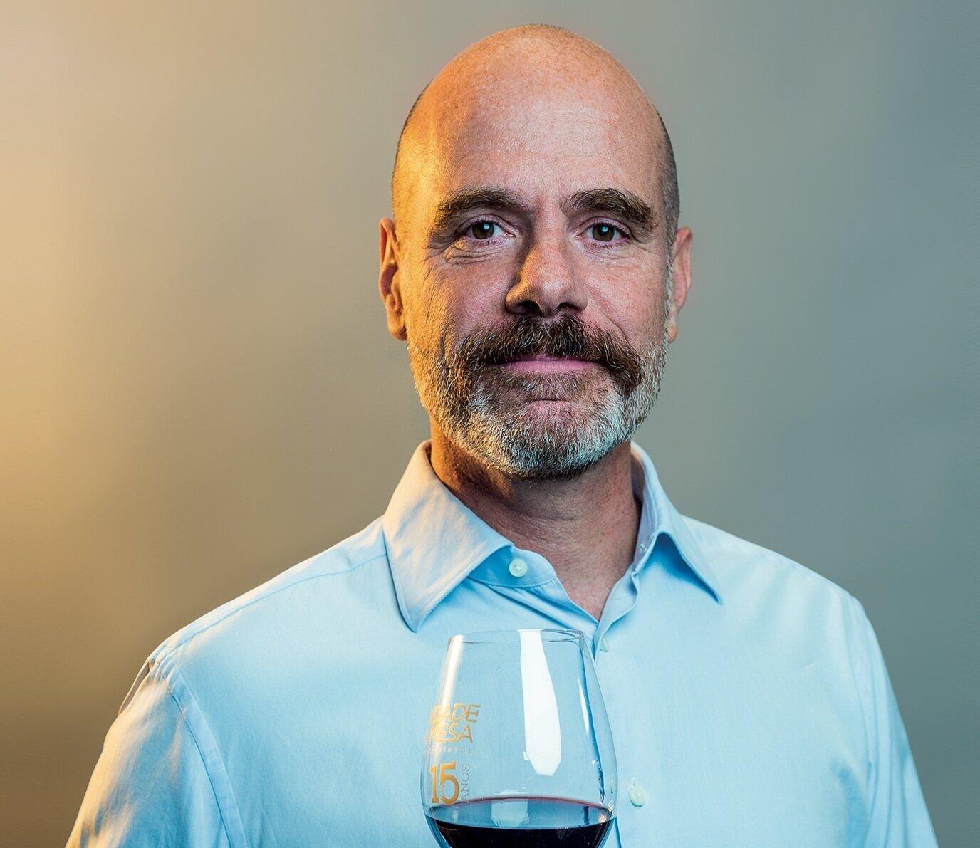 Stephane Kaloudoff é CEO da Sociedade da Mesa