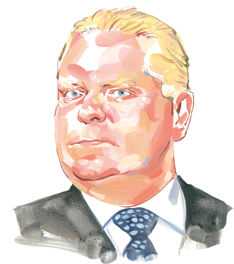 Doug Ford / National Post
