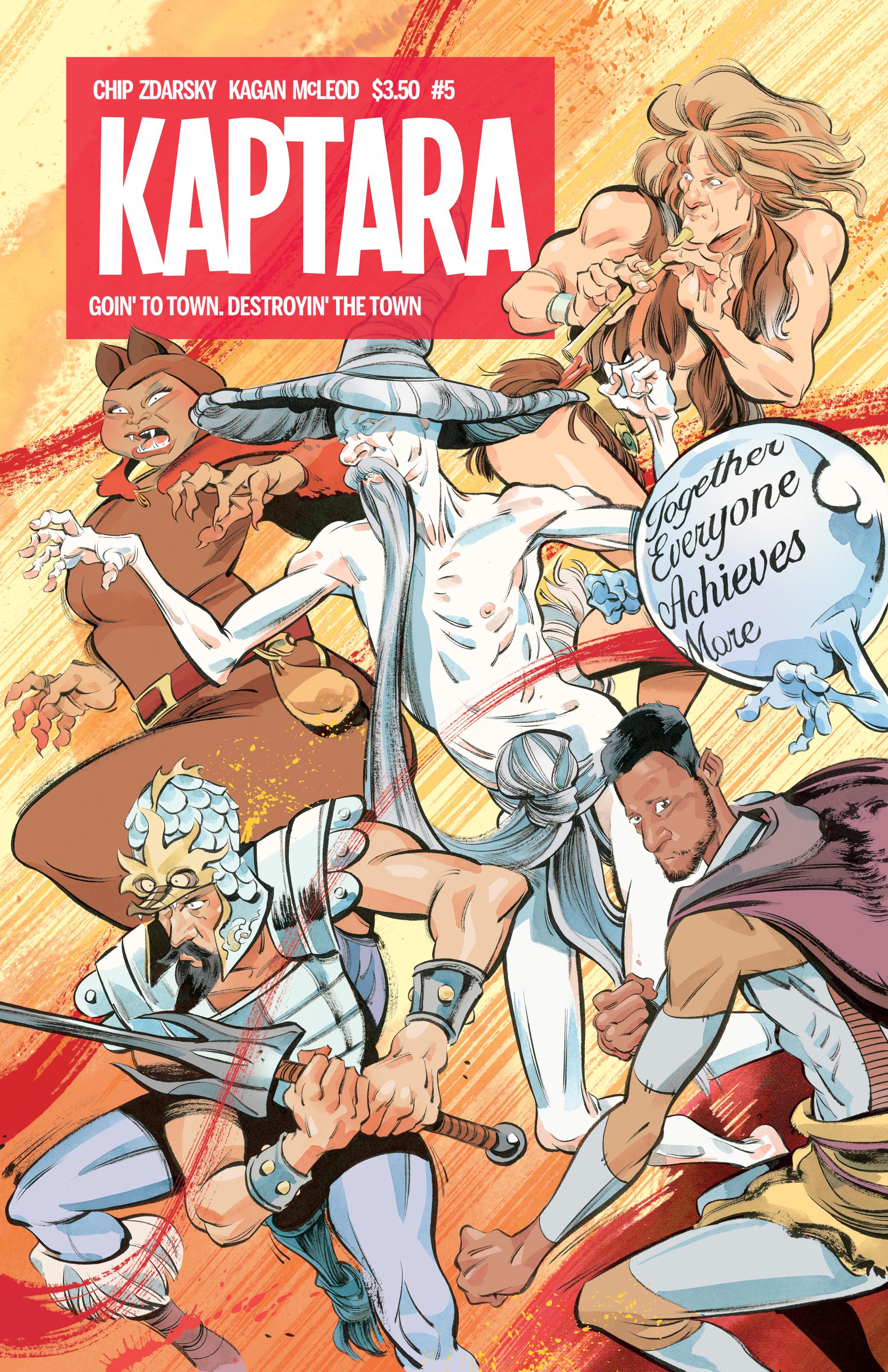 Kaptara - Image Comics
