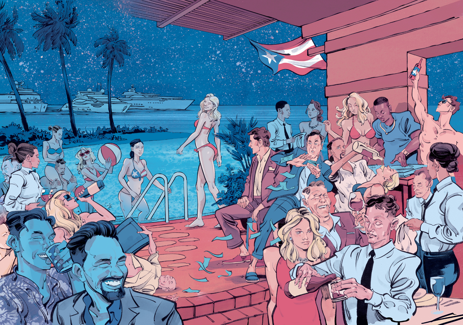 Puerto Rico Tax Haven / GQ
