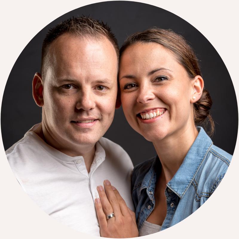 Timothée et Manuelle Zürcher