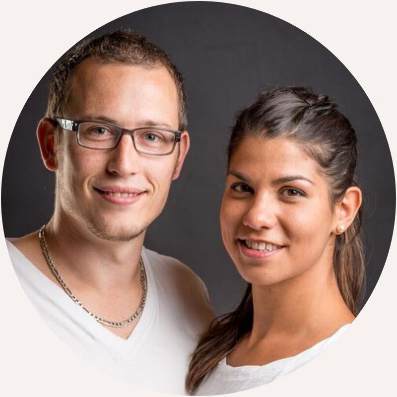 Romain et Sophie Vaucher