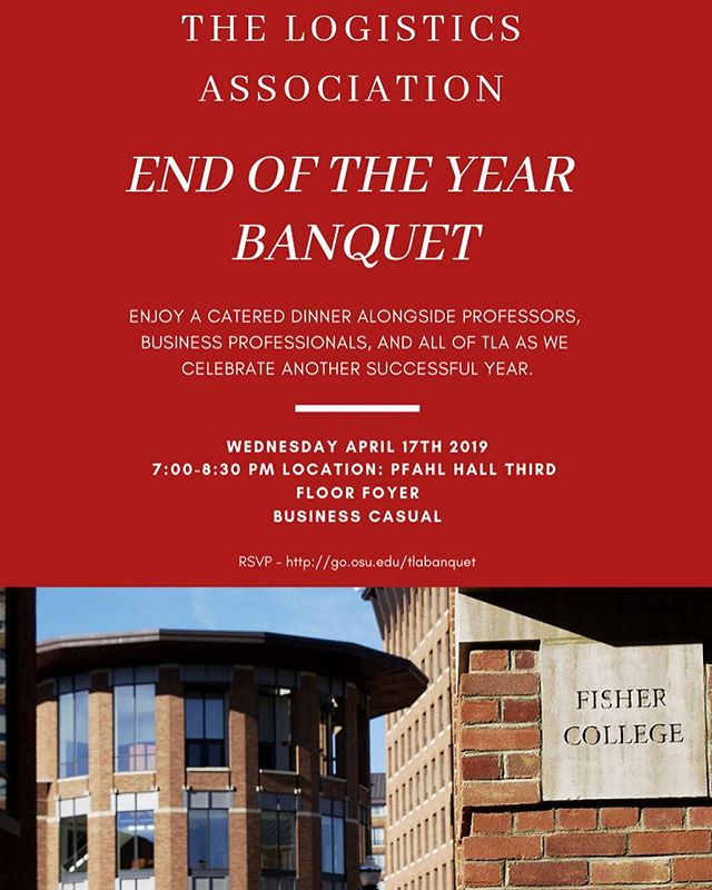 Mark your calendars TLA!
