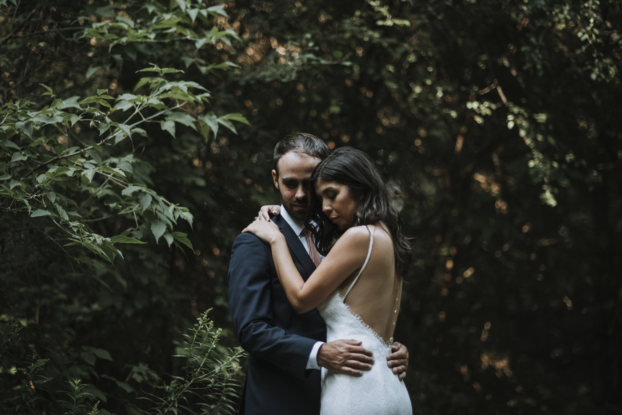 Ashley & Raymond // Kortright Centre