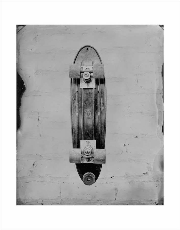 Tintype Skateboard