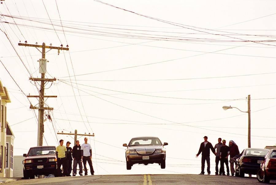Spike Jonze Car Jump
