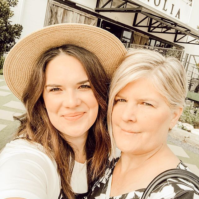 | happy birthday to this foxy lady! my mama💫 so glad we got to celebrate her today — movie, lunch, a nap (😂) and dinner👌🏼 love you, mama!