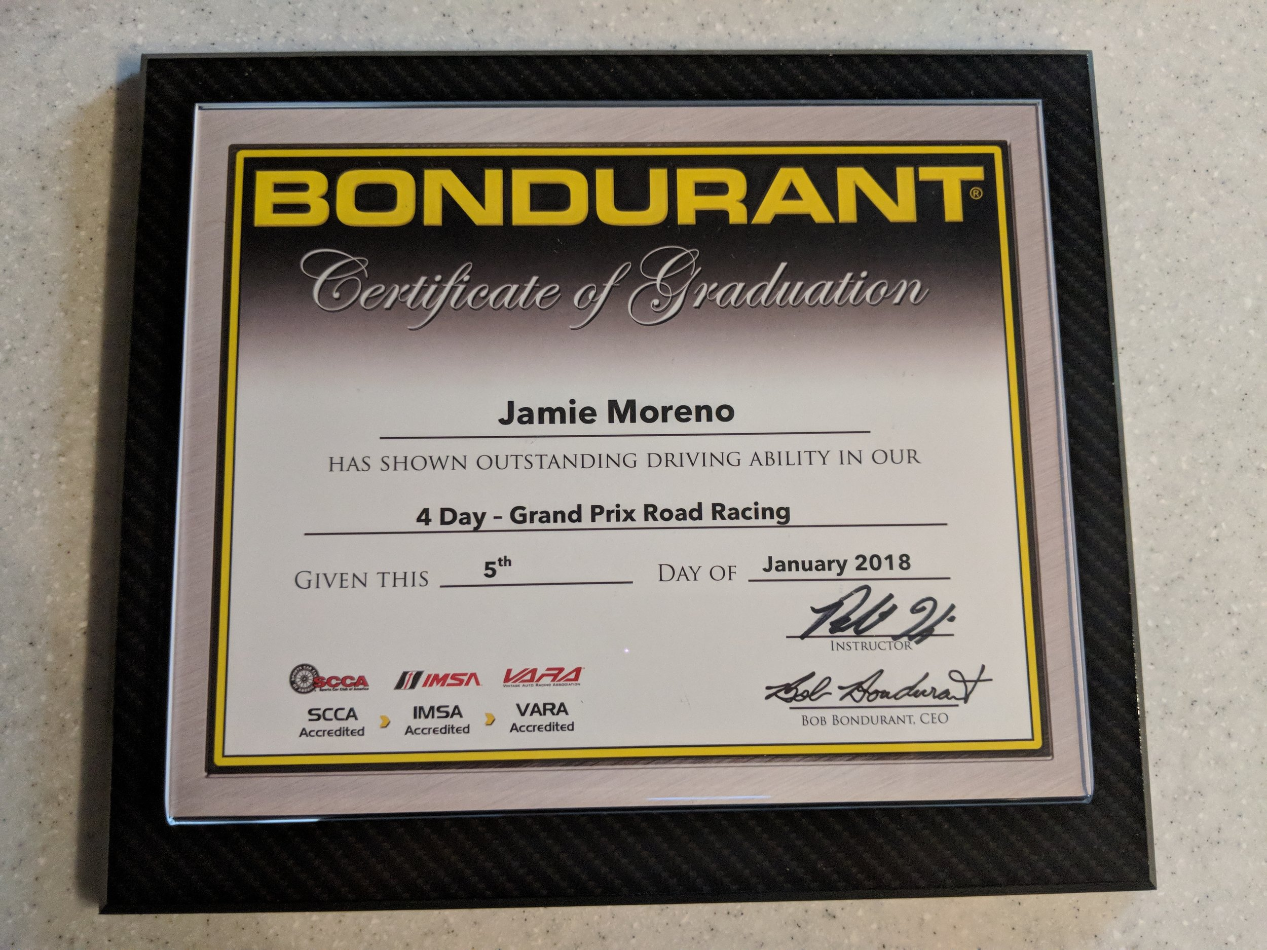 Bondurant_Certificate_of_Graduation