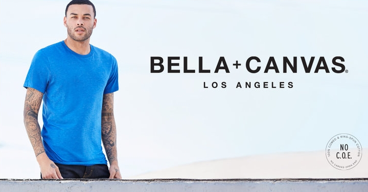 Bella + Canvas - Be different. Bella + Canvas leads the industry with quality fashion Styles and contemporary colors.