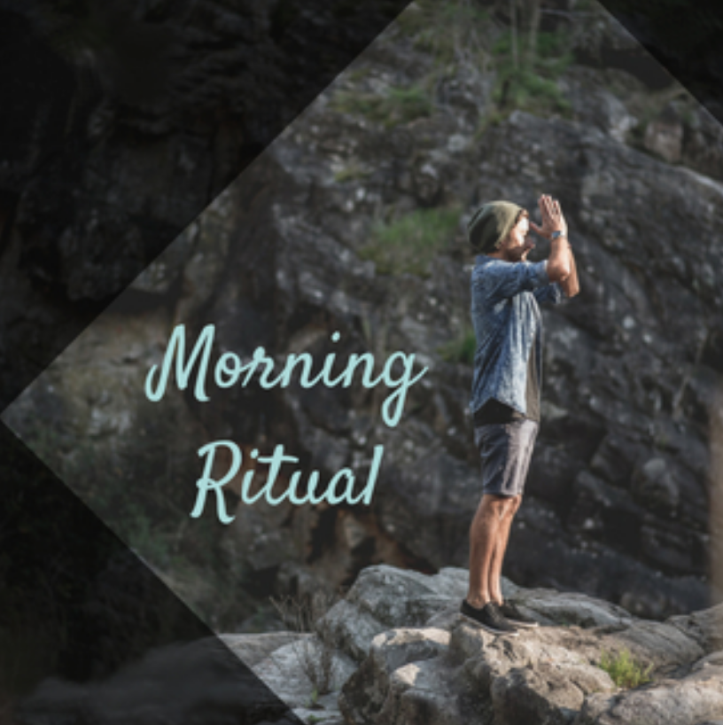 Morning Ritual  - by Jason McGrice: Start your day feeling grounded, positive and perfectly in flow. Set your daily intentions and infuse your day with gratitude using this morning ritual.  Jason's guided meditation is another quick meditation to start your day on the right foot using breathing techniques and guided imagery. I find this meditation to be great for stress relief first thing in the morning. Length: 10 Mins