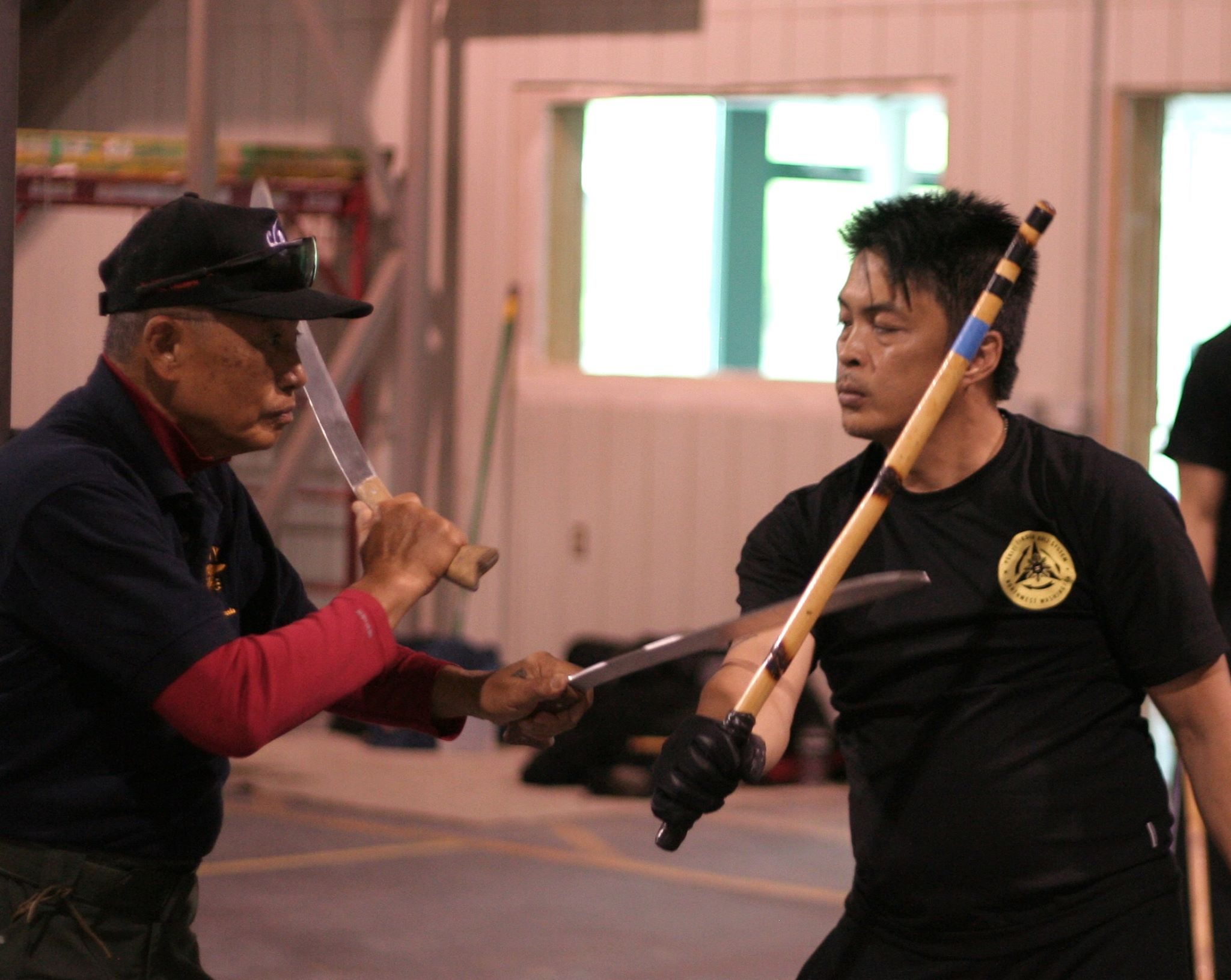 Art Samson - Pekiti Tirsia Kali InstructorMr. Art Samson has been training in the Filipino martial art of Pekiti Tirsia Kali since 2010 and has been awarded a Full Instructor rank. Mr. Samson has trained primarily under the head of the PTK System; Grandtuhon Leo T. Gaje and has had the opportunity to train under many of the system's senior instructors both here in the United States as well as the Philippines.Mr. Samson is a firm believer and advocate for the self-defense aspects of the PTK system, however what he enjoys most about the system is the challenges; be it getting that 200th repetition of the same attack pattern when your arm is dead tired or dealing with your mental reservations about facing someone in a stick fight that we learn about who we are.Outside of the training hall Mr. Samson can be found biking and spending time with his family and church community.Sign Up or request more information. Your first class is always FREE!