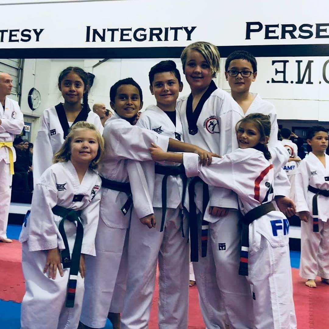 Adult & Kid Taekwondo