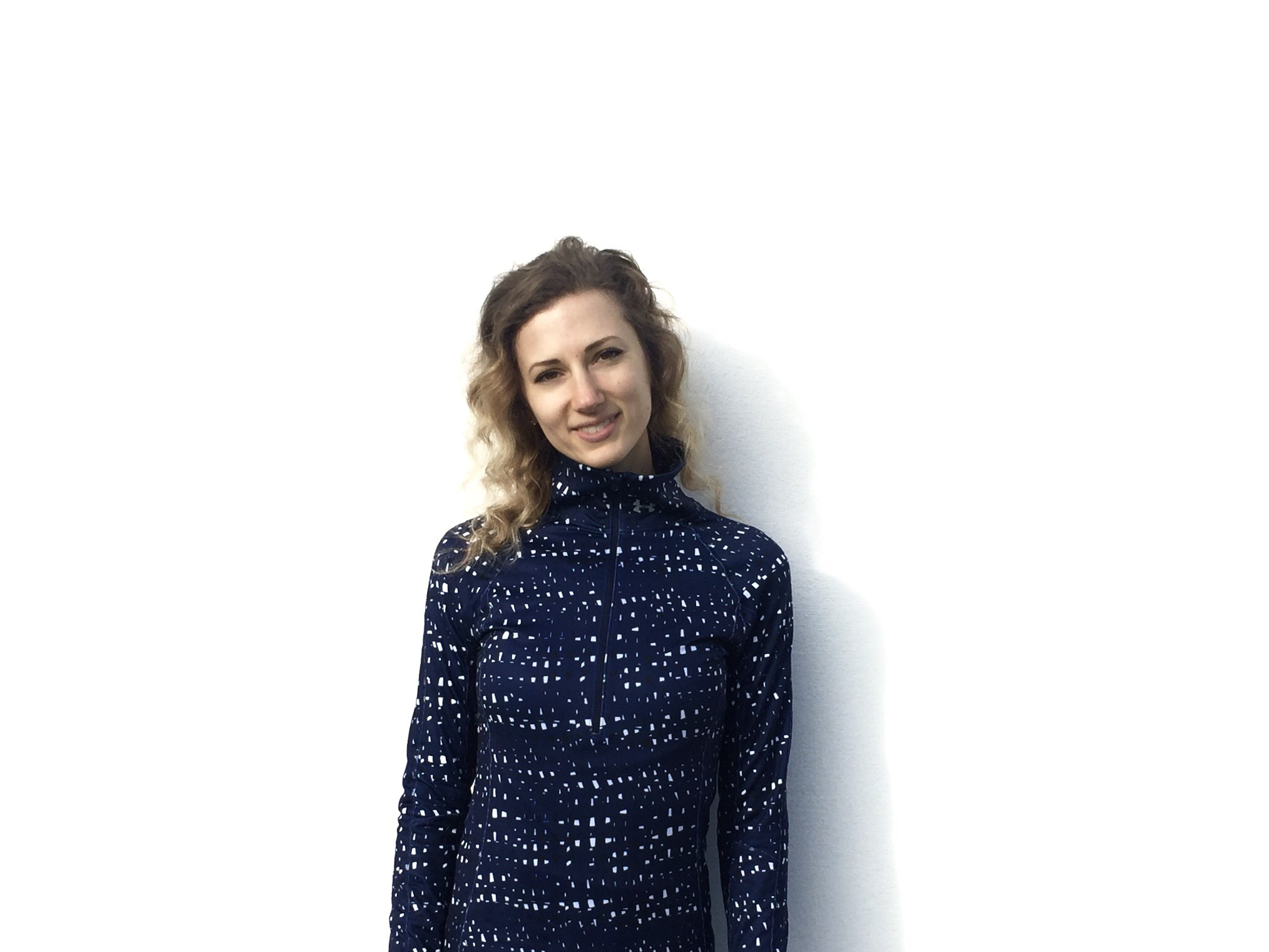New blog contributor Alina Stakhovich