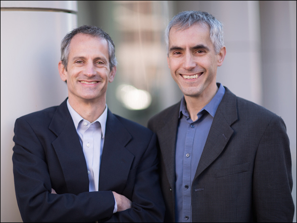 Ben Philpot and Mark Zylka