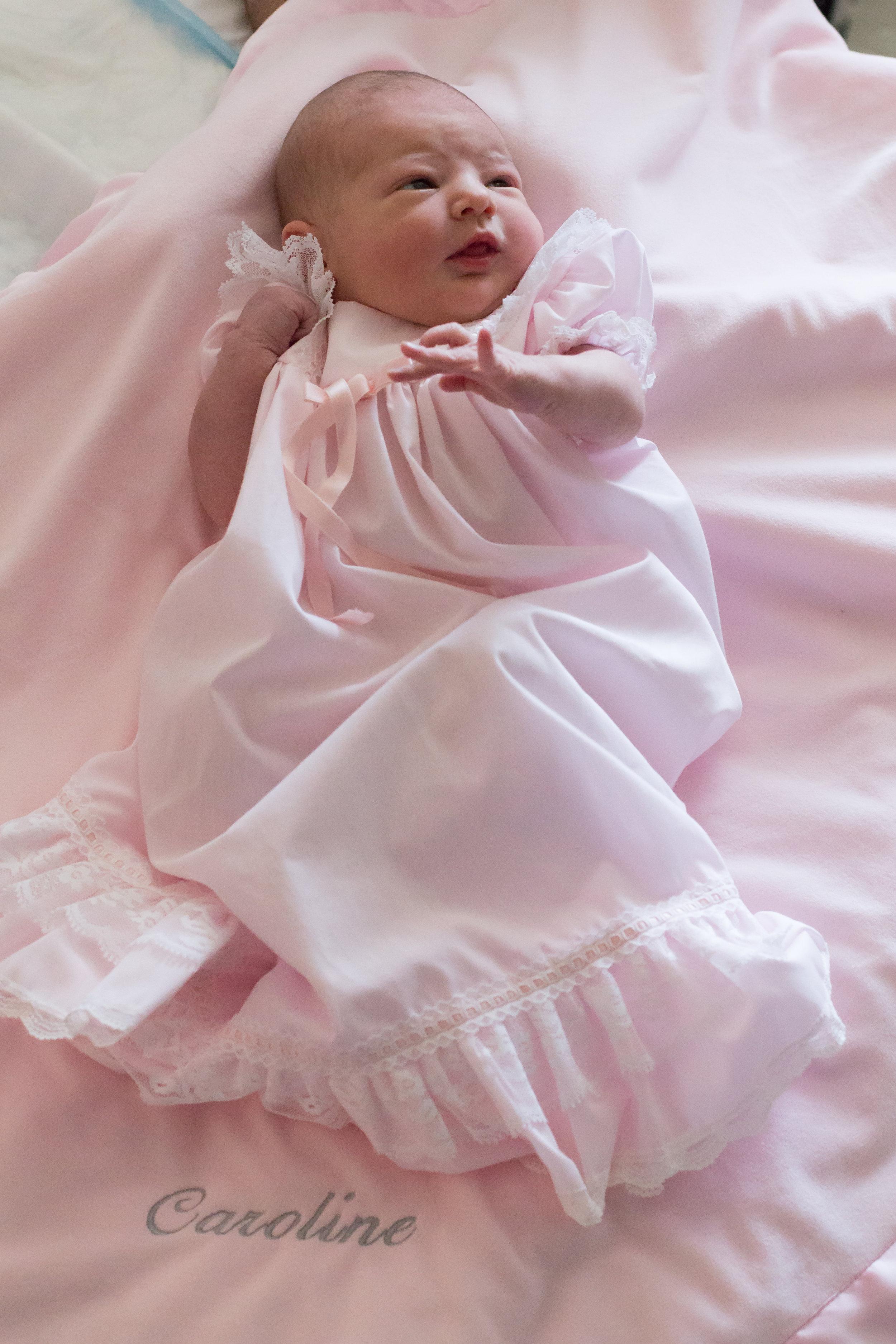 Newborn baby  session Newborn Hospital Session/Fresh 48-Lena Grey Photography