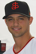 Tyler Beede looked super today for Richmond. There is no ceiling for our young stud