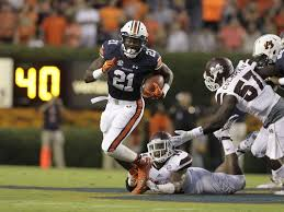 Kerryon Johnson will need to keep up his tremendous work in a huge test for the Tigers in Starkvegas