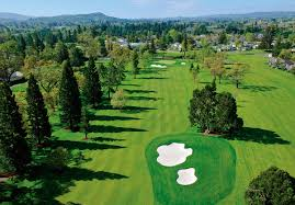 Really picturesque course in Napa Valley. Looks fun.