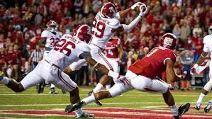 Minkah Fitzpatrick and the Crimson Tide defense and special teams have accounted for 9 non-offensive touchdowns this season, 7 by the defense and 2 by special teams
