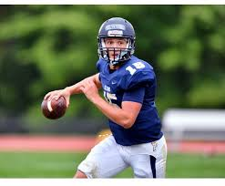 Rocket Armed 2018 quarterback out of New Jersey