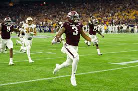 Christian Kirk will shoot for house calls tonight for A&M