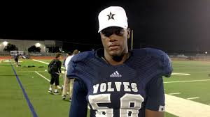Dayo Odeyingbo will join his older brother on the VU defensive line