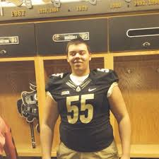 Massive Saige Young is the latest Dore offensive line addition