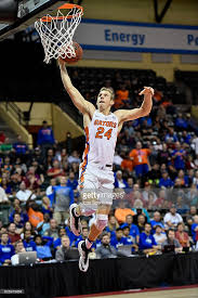 Canyon Barry (above) brought the Gators back and Chris Chiozza won it with this 3