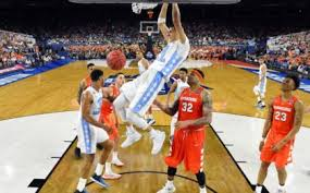The awesome pair of Justin Jackson (above, photo courtesy of Keeping It Heel) and Kennedy Meeks (below, photo courtesy of GoHeels.com) will need to have big games for the Tar Heels