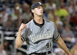 Kyle Wright put on a Cy Young-like performance last Friday Night against Florida (photo courtesy of The Star Telegram)