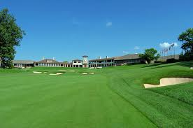 Number 18 at Muirfield Village is a beauty and a challenge on Sunday as the players try to capture the Memorial title
