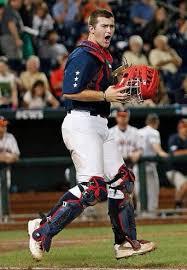 Senior catcher Jason Delay was phenomenal this season