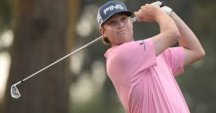 Young Trey Mullinax looks like a major contender this weekend (photo courtesy of PGA Tour).
