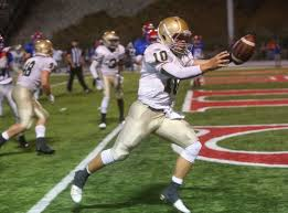 Mr. Clutch, Spartans quarterback Hamp Sisson (Photo courtesy of Twitter).