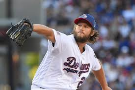 Can the great Clayton Kershaw and the Dodgers capture their first world championship since 1988 (photo SB Nation).