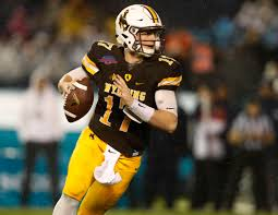 Wyoming quarterback Josh Allen tries to cap off his college career with a triumph in the Idaho Potato Bowl and set the stage for a bright future in the NFL