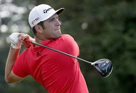 Rahm, the best player in golf right now, homes in on defending his title at Torrey Pines. (Photo, Golf Tribune).