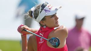 Like Thompson to recover from last year's disaster and win her 2nd major on tour (Photo, Sporting News).