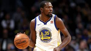 Does Kevin Durant (above, photo, Sporting News) and the Warriors capture their third title in 4 years or does LeBron (photo, NBA.com) capture his fourth Lawrence O'Brien Trophy