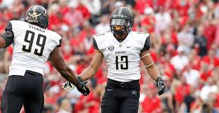 Safety LaDarius Wiley will be a headhunter in the secondary and game changing player (Photo, above, number 13,247 sports).