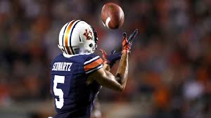 Anthony Schwartz gives Auburn world class speed and big play potential every week, including this week against the Bengal Tigers (Photo, Montgomery Advertiser).