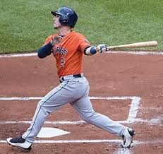 Alex Bregman and the Stros go back to back World Series titles (Photo, Wikipedia).