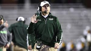 Bill Clark leads his UAB team into College Station on Saturday (Photo, CBS Sports).